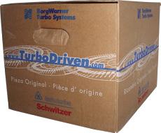 Turbo pour ALLIS CHALMERS  3700 3500 670T 670I  - Ref. OEM 4029145, 4029146, 4029144, 4029700, 4029954, 4036391, 4036392, 4036393 - Turbo Schwitzer
