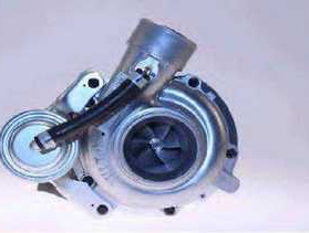 Turbo pour ISUZU Trooper - Ref. fabricant RHF5VICF VF430015 VICF VIDS - Turbo Garrett
