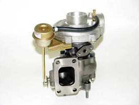 Turbo pour LANCIA Delta - Ref. fabricant 466384-0002 466384-0001 - Turbo Garrett