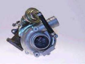 Turbo pour OPEL Astra - Ref. fabricant RHB4-VI72 RHF4-VIBD  - Turbo Garrett