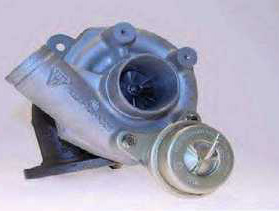 Turbo pour PORSCHE 911 Turbo L/Side  - Ref. fabricant 53169706736 5316-970-6736 - Turbo Garrett