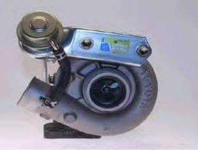 Turbo pour TOYOTA Avensis Verso - Ref. fabricant 17201-64150 - Turbo Garrett