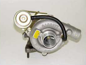 Turbo pour SSANGYONG Musso  - Ref. fabricant 454220-0001 454220-1 702297-0002 702297-2 - Turbo Garrett