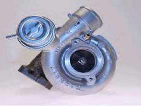 Turbo pour SAAB 900 - Ref. fabricant 452068-0004 452068-0003 452068-0002 452068-0001 - Turbo Garrett