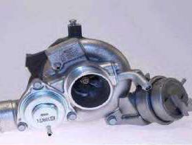 Turbo pour SAAB 9.3 Aero  - Ref. fabricant 49377-06502  - Turbo Garrett