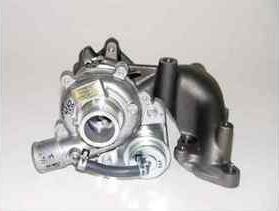 Turbo pour MINI One  - Ref. fabricant 1720133010, 17201-33010, 1720133020, 17201-33020,  - Turbo Garrett