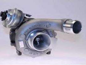 Turbo pour OPEL Vectra CDTi  - Ref. fabricant 717410-0007 717410-0005 - Turbo Garrett
