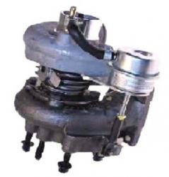 Turbo pour LAND ROVER 90/110 Turbo D   - Ref. fabricant 452005-0001, 452005-1, 452005-5001S, 466842-0001, 466842-0002, 466842-1, 466842-2, 466842-5001S, 466842-5002S - Turbo Garrett