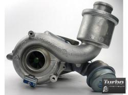 Turbo pour AUDI TT 1.8T  - Ref. fabricant 53039700052, 53039700053, 53039700058, 53039700094, 53039880052, 53039880053, 53039880058, 53039880094, 53039900052 - Turbo Garrett