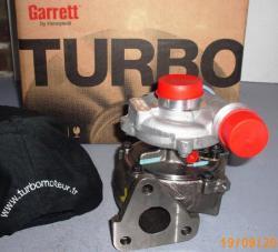 Turbo pour HONDA Civic CTDi - Ref. fabricant 721875-0005 721875-0001 721875-1 721875-5005S - Turbo Garrett