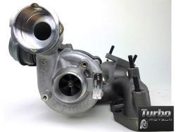 Turbo pour AUDI A3 TDI 140 cv - Ref. fabricant 724930-0009 724930-0002 724930-0004 724930-0006 724930-0008 724930-2 724930-4 724930-6 724930-8 724930-5009S  - Turbo Garrett