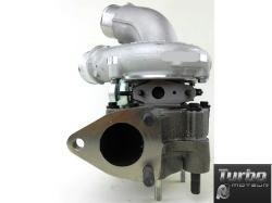 Turbo pour TOYOTA Avensis D-4D - Ref. fabricant 727210-0001, 727210-0003, 727210-1, 727210-3, 727210-5001S, 727210-5003S - Turbo Garrett