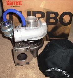 Turbo pour JCB P42 - Ref. fabricant 727266-0002 452301-0002 - Turbo Garrett