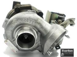 Turbo pour BMW 120D - Ref. fabricant 741785-5016S 741785-0016 741785-0014 741785-0013 741785-0010  741785-0007  741785-0004 - Turbo Garrett