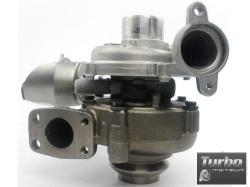 Turbo pour Garrett performance Hybride competition VNT1546MFS 1.6 L HDI TDCI Special 110 up to 160 cv - Ref. fabricant  - Turbo Garrett