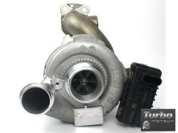 Turbo pour MERCEDES Classe ML 320 CDI 2.9 224 cv - Ref. OEM 6420900280, 6420901480, 6420900780, 6420905980, 6420904780, 6420902080, 6420900080, 6420901880,, 6420903080, 6420904980, 6420906980, A6420901490, A642090020 - Turbo GARRETT