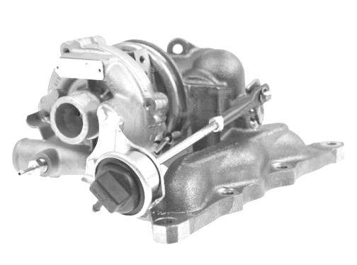 Turbo pour SMART Fortwo - Ref. fabricant 708837-0001 708837-1  733717-0001 708837-5001S  - Turbo Garrett